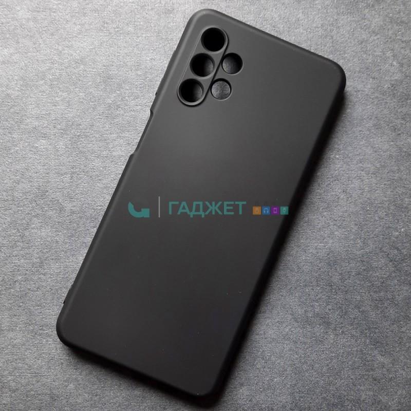 Силиконовый чехол для Samsung A32 5G X-Level Dynamic, черный
