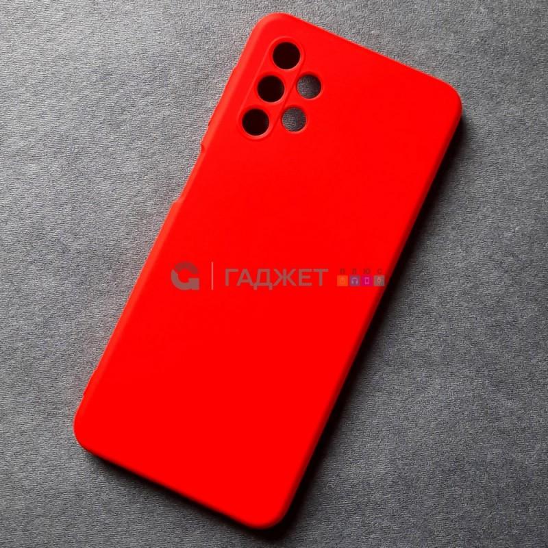 Силиконовый чехол для Samsung A32 5G X-Level Dynamic, красный