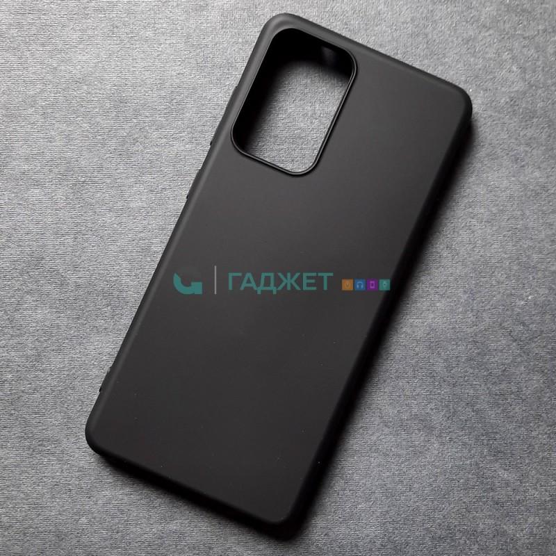 Силиконовый чехол для Samsung A52 X-Level Dynamic, черный
