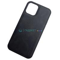 Чехол для iPhone 12 / 12 Pro (6.1), X-Level Earl III, черный