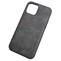 Чехол для iPhone 12 / 12 Pro (6.1), X-Level Earl III, серый
