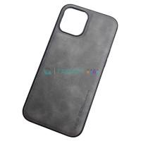 Чехол для iPhone 12 Pro Max (6.7), X-Level Earl III, серый