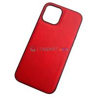 Чехол для iPhone 12 Pro Max (6.7), X-Level Earl III, красный