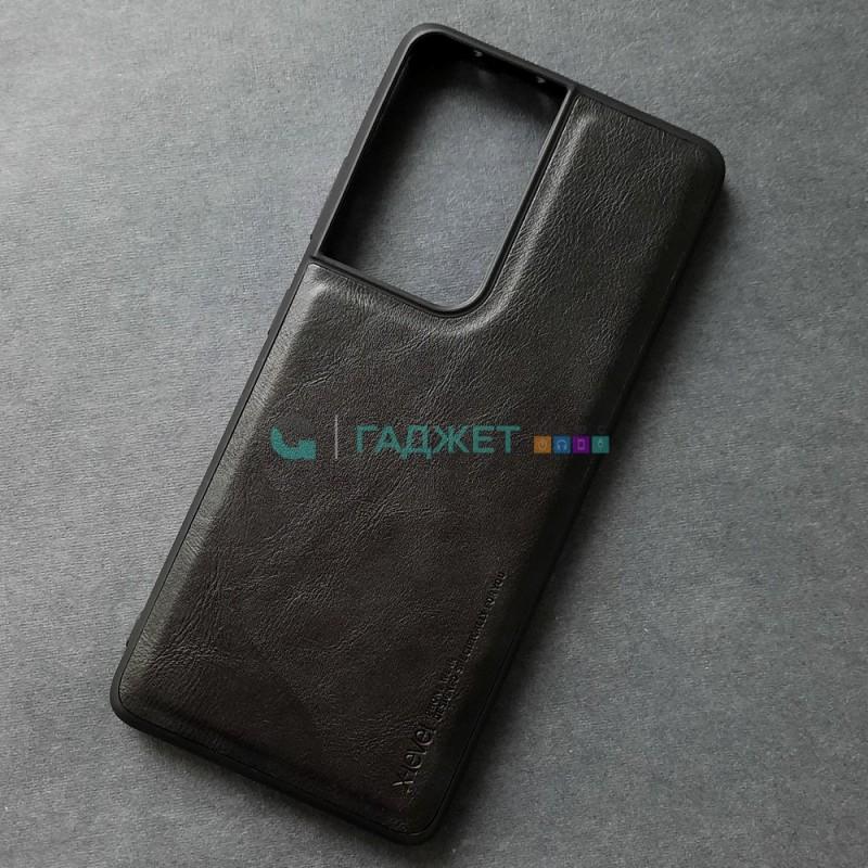 Чехол для Samsung S21 Ultra, X-Level Earl III, черный