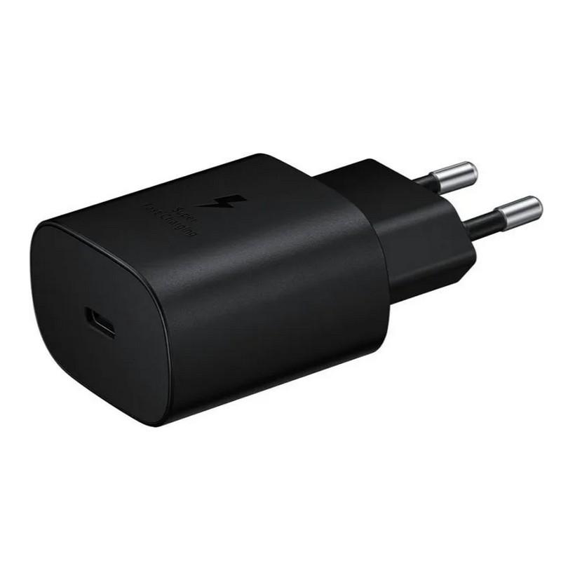 Зарядка USB Samsung EP-TA800NBEGRU , черный